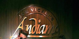 """""""Vanderpump Rules"""" Stars, Scheana Shay and James Kennedy, Spotted Dining at Andiamo Italian Steakhouse"""