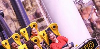 """Thrill-Seekers Twist, Spin and Defy Gravity to Earn """"Coaster Cred"""" at The Adventuredome at Circus Circus July 1-31"""