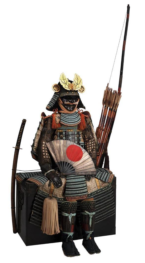 """Bellagio Gallery of Fine Art to Debut """"Samurai: Armor from the Ann and Gabriel Barbier-Mueller Collection""""November 3"""