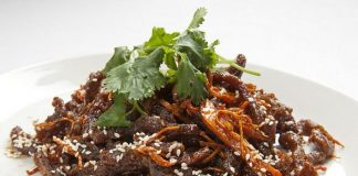 Authentic Northern Chinese Cuisine Now Artfully Prepared, Served at Red Mansion at Downtown Grand