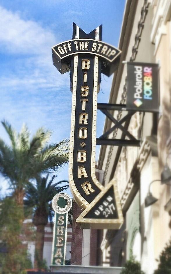 Celebrate the Holidays at The LINQ's Newest Restaurant: Off The Strip