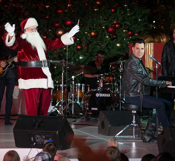The District at Green Valley Ranch ushers in the Holidays with Annual Tree Lighting on Saturday, Nov. 28