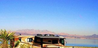 Lake Mead RV Village Offers Premier RV Sites, View of Beautiful Desert Lake, just 45 Minutes from Las Vegas