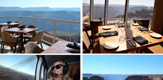 Papillon Grand Canyon Helicopters Launches New Tours Showcasing Grand Canyon Luxury Dining Experience