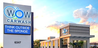 WOW Carwash Offers FREE Carwashes Week of Grand Opening Sept. 8-14