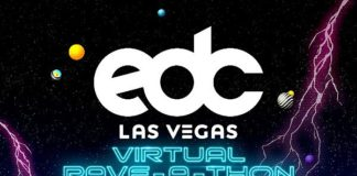 Insomniac Announces Details for Highly-Anticipated EDC Las Vegas Virtual Rave-A-Thon May 15-17