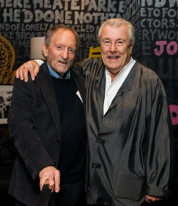 Baron Wolman and Terry O'Neill