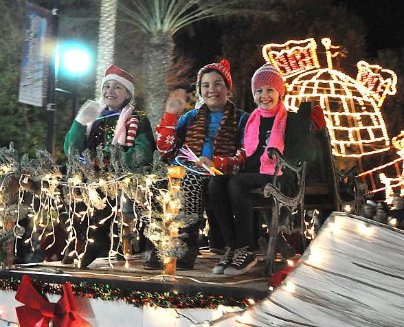 Henderson Kicks off Holidays With WinterFest