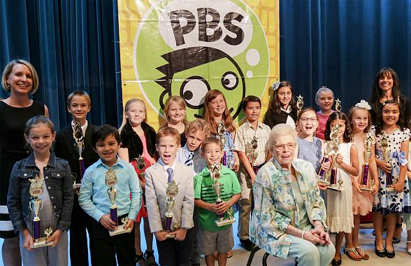 Vegas PBS Announces 19th Annual PBS KIDS Writers Contest; Students in Grades K-5 are Encouraged to Submit Original Stories with Illustrations